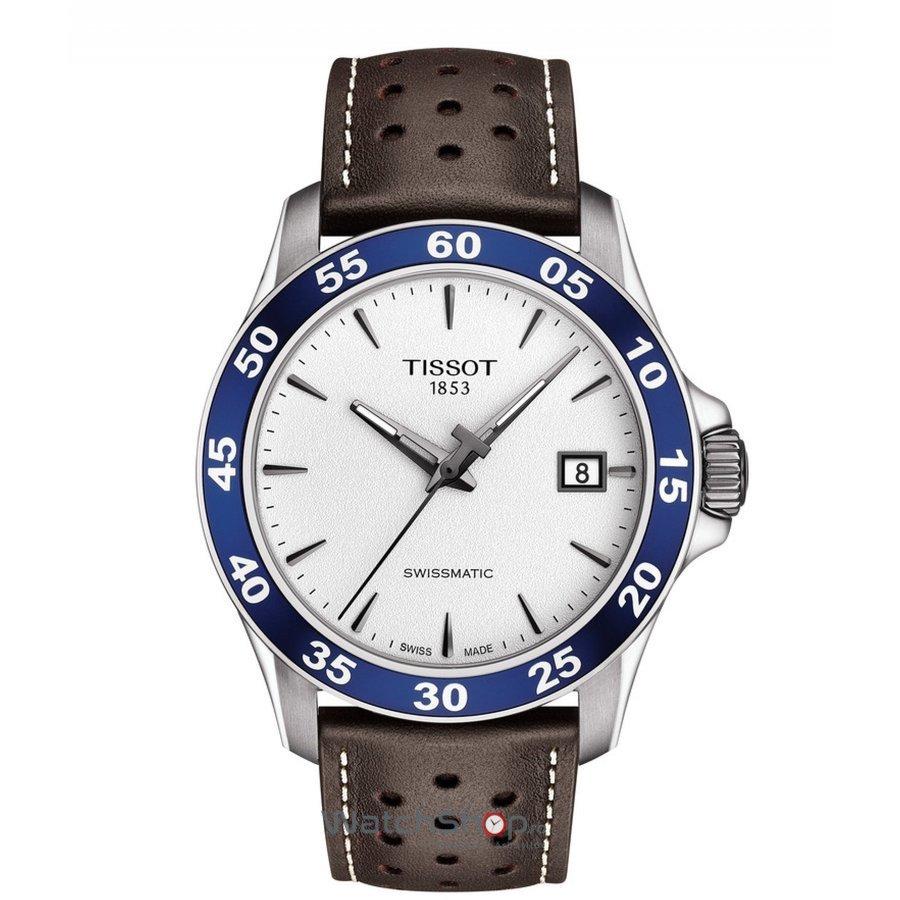 Ceas Tissot V8 Swissmatic T106.407.16.031.00 de mana pentru barbati