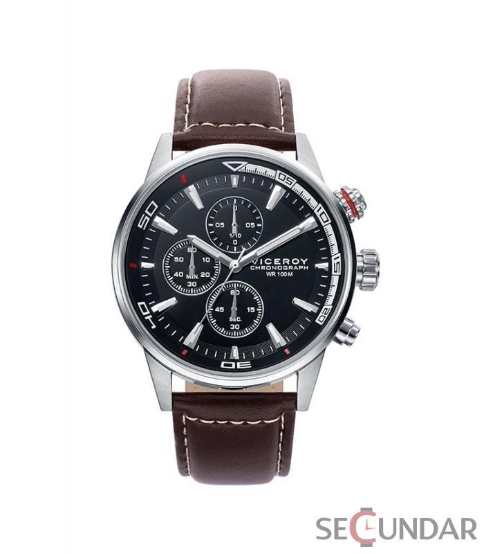 Ceas Viceroy Reloj 46683-57 Barbatesc de Mana Original