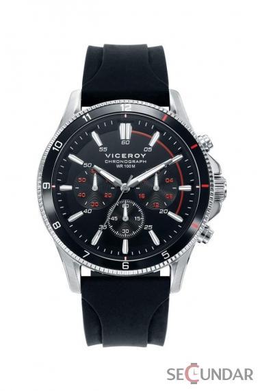 Ceas Viceroy Reloj 46689-57 Barbatesc de Mana Original