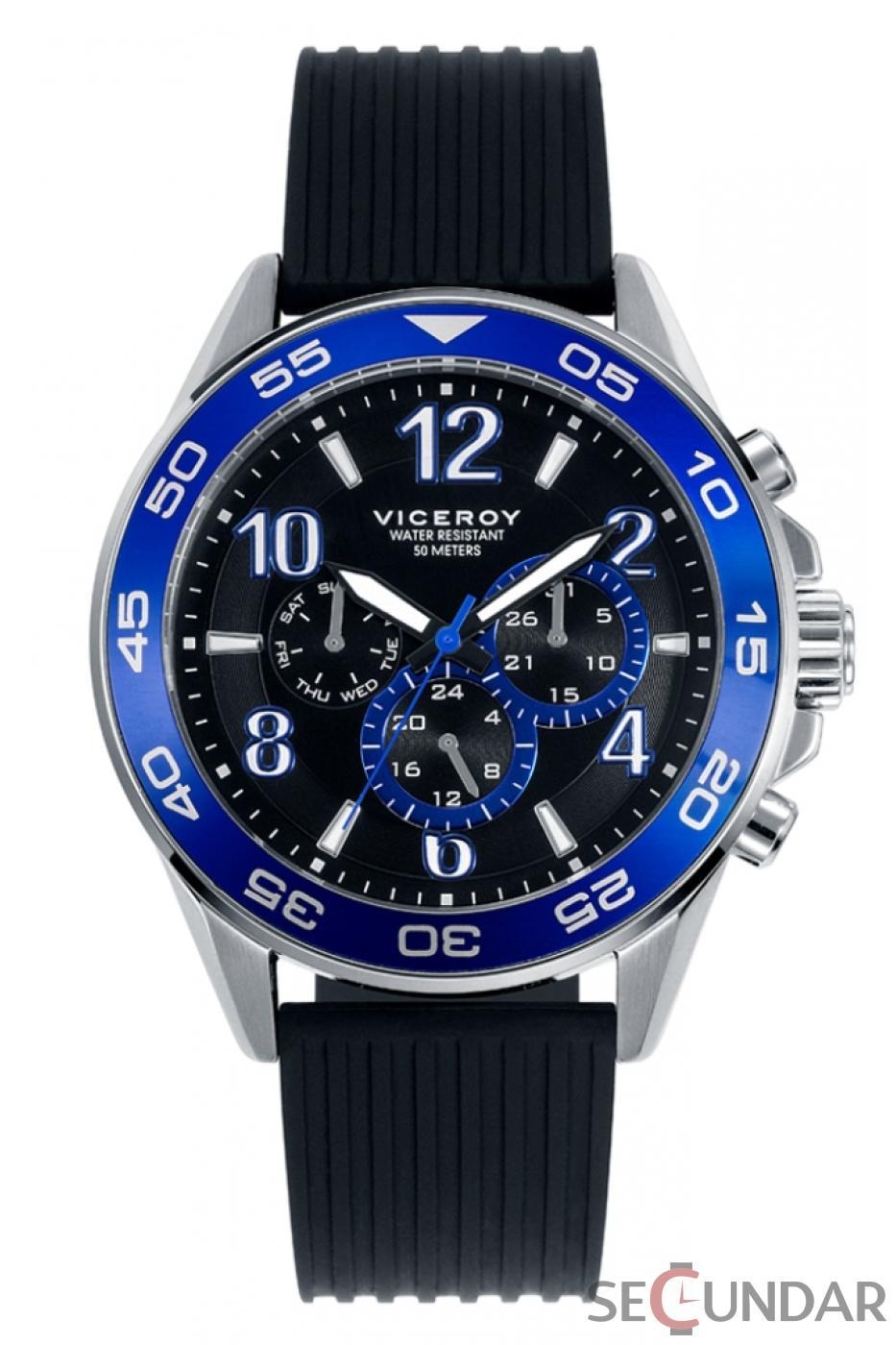 Ceas Viceroy Sportif 40431-35 Barbatesc de Mana Original