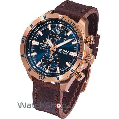 Ceas Vostok-Europe ALMAZ 6S11/320B262 Cronograf de mana pentru barbati