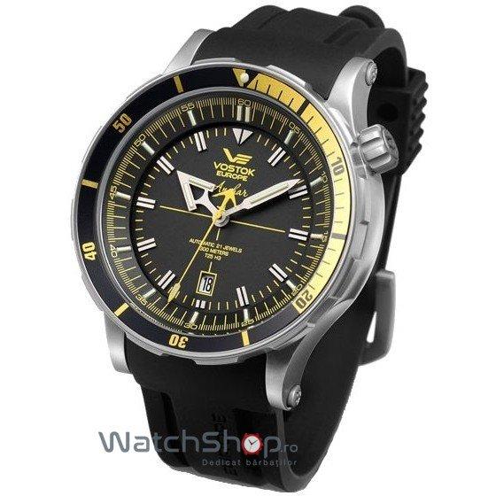 Ceas Vostok-Europe ANCHAR NH35A/5105143 de mana pentru barbati