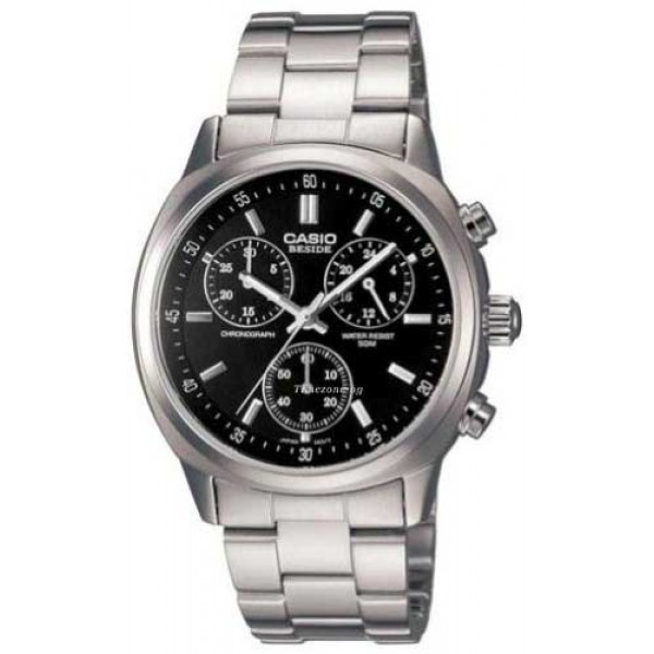 Ceas barbatesc Casio Beside BEM-502D-1AVDF de mana original