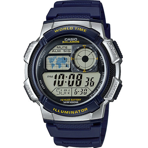 Ceas barbatesc Casio Collection AE-1000W-2AVEF de mana original