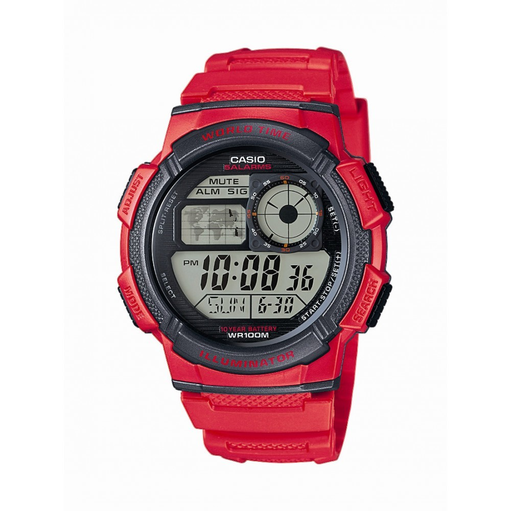 Ceas barbatesc Casio Collection AE-1000W-4AVEF de mana original