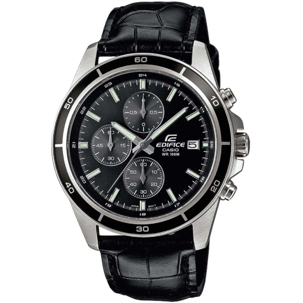 Ceas barbatesc Casio Edifice EFR-526L-1AVUEF de mana original