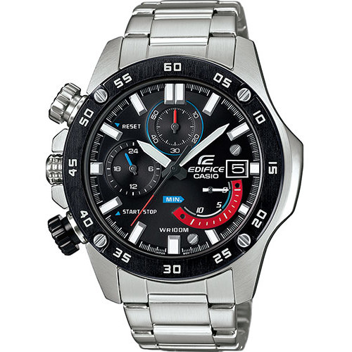 Ceas barbatesc Casio Edifice EFR-558DB-1AVUEF de mana original