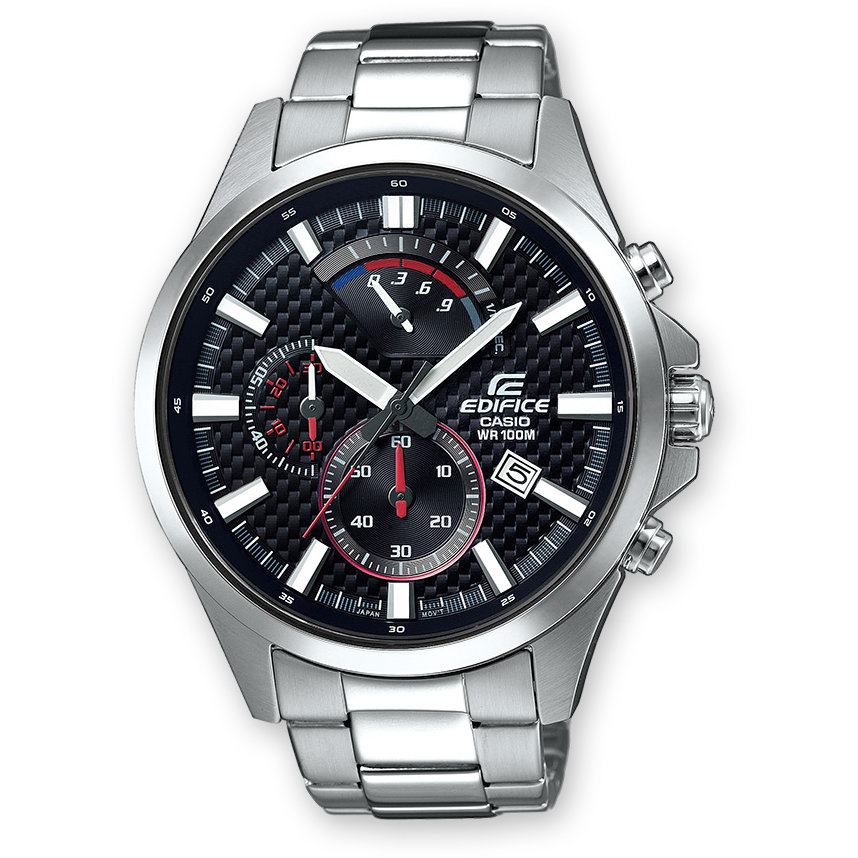 Ceas barbatesc Casio Edifice EFV-530D-1AVUEF de mana original