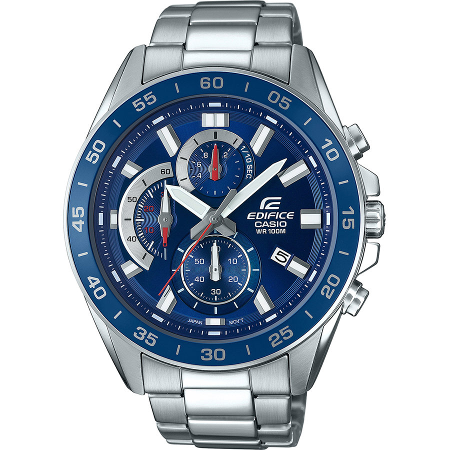 Ceas barbatesc Casio Edifice EFV-550D-2AVUEF de mana original