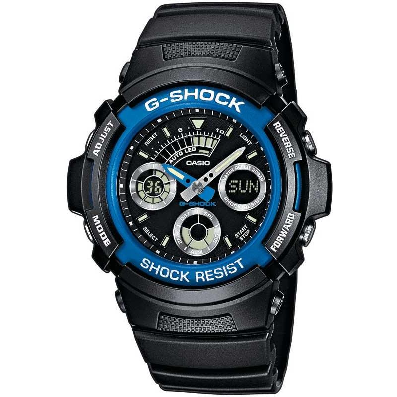 Ceas barbatesc Casio G-Shock AW-591-2AER de mana original