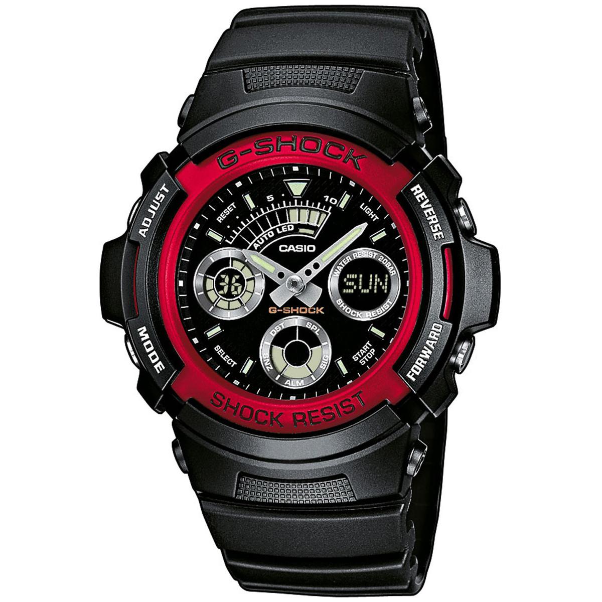 Ceas barbatesc Casio G-Shock AW-591-4AER de mana original