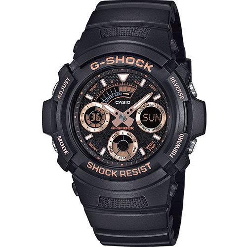 Ceas barbatesc Casio G-Shock AW-591GBX-1A4ER de mana original