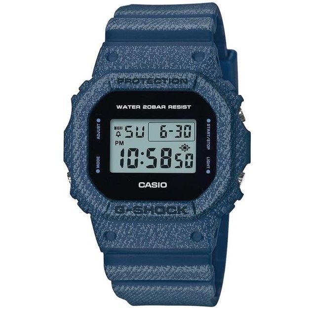 Ceas barbatesc Casio G-Shock DW-5600DE-2ER de mana original