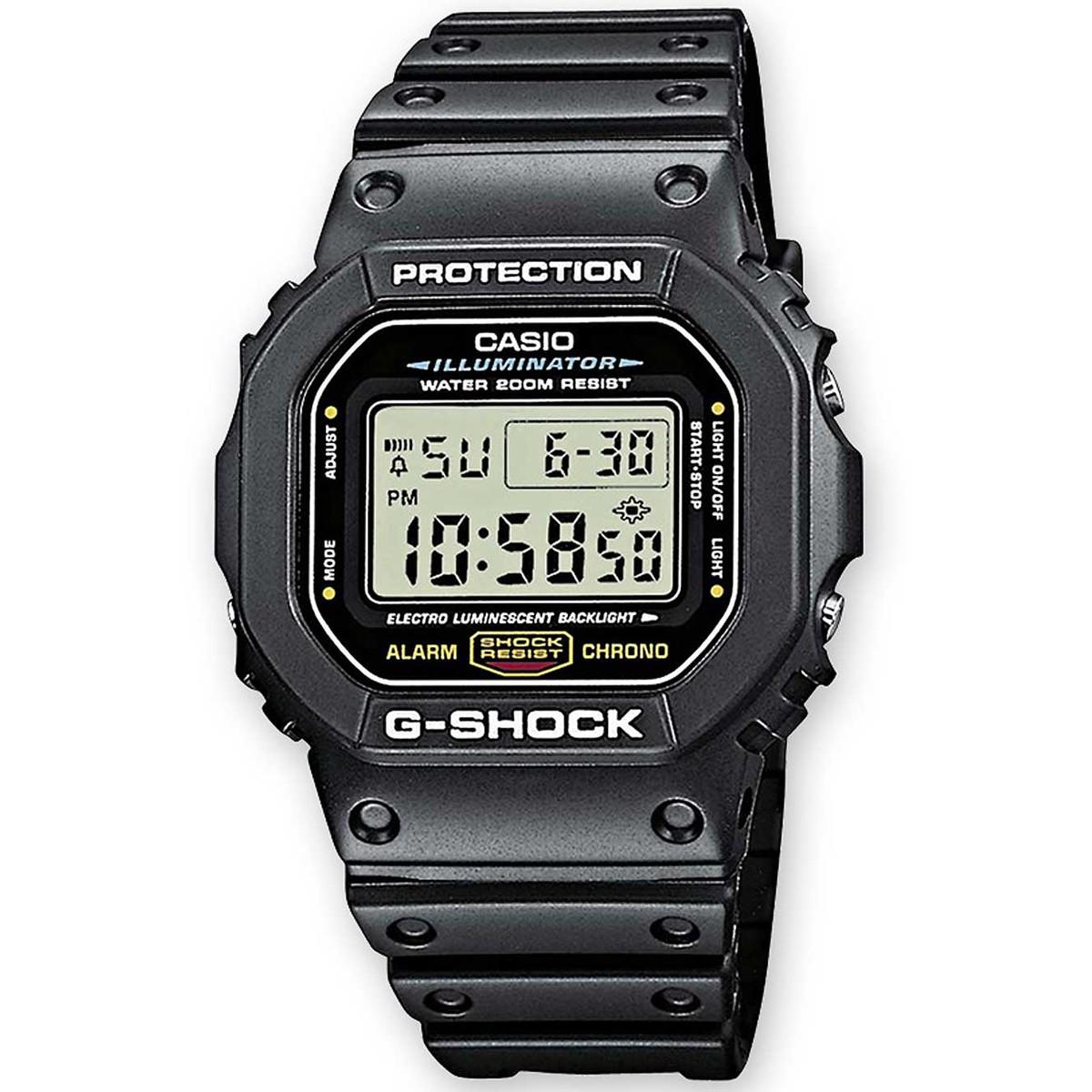 Ceas barbatesc Casio G-Shock DW-5600E-1VER de mana original