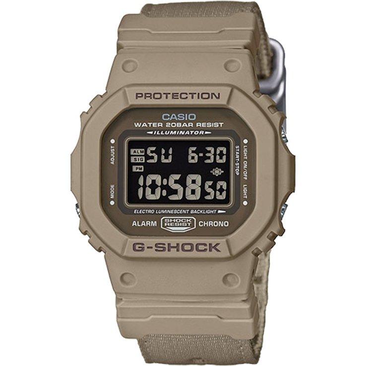 Ceas barbatesc Casio G-Shock DW-5600LU-8ER de mana original