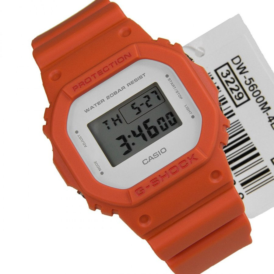 Ceas barbatesc Casio G-Shock DW-5600M-4ER de mana original