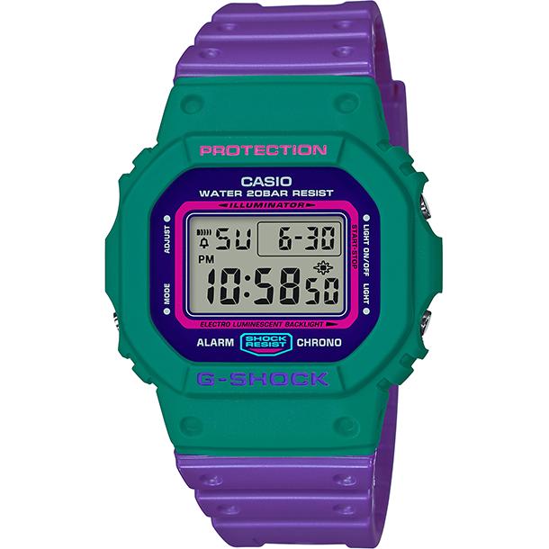 Ceas barbatesc Casio G-Shock DW-5600TB-6ER de mana original