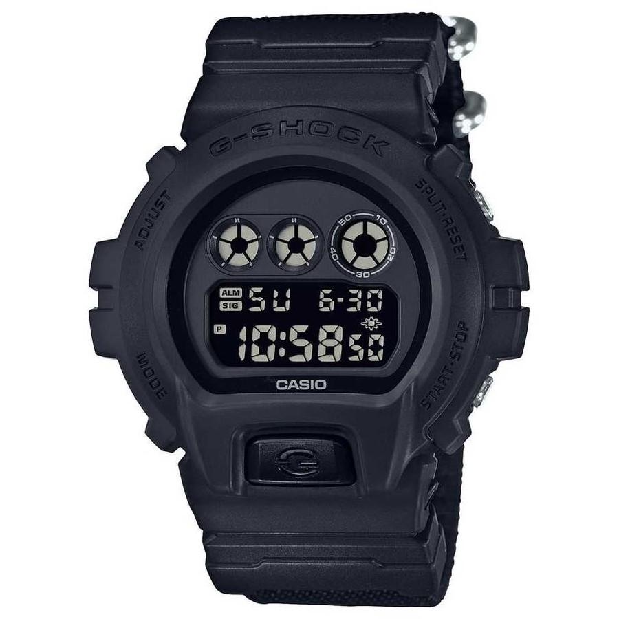 Ceas barbatesc Casio G-Shock DW-6900BBN-1ER de mana original