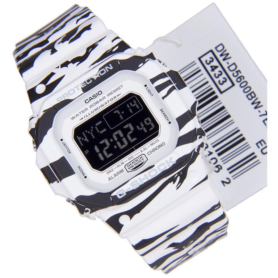 Ceas barbatesc Casio G-Shock DW-D5600BW-7ER de mana original