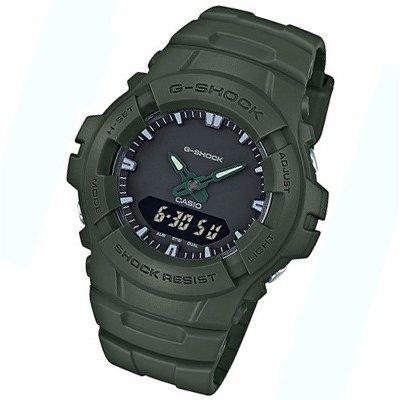 Ceas barbatesc Casio G-Shock G-100CU-3AER de mana original