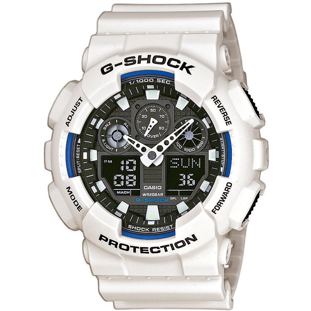 Ceas barbatesc Casio G-Shock GA-100B-7AER de mana original