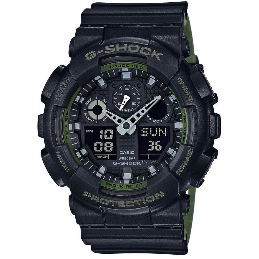 Ceas barbatesc Casio G-Shock GA-100L-1AER de mana original