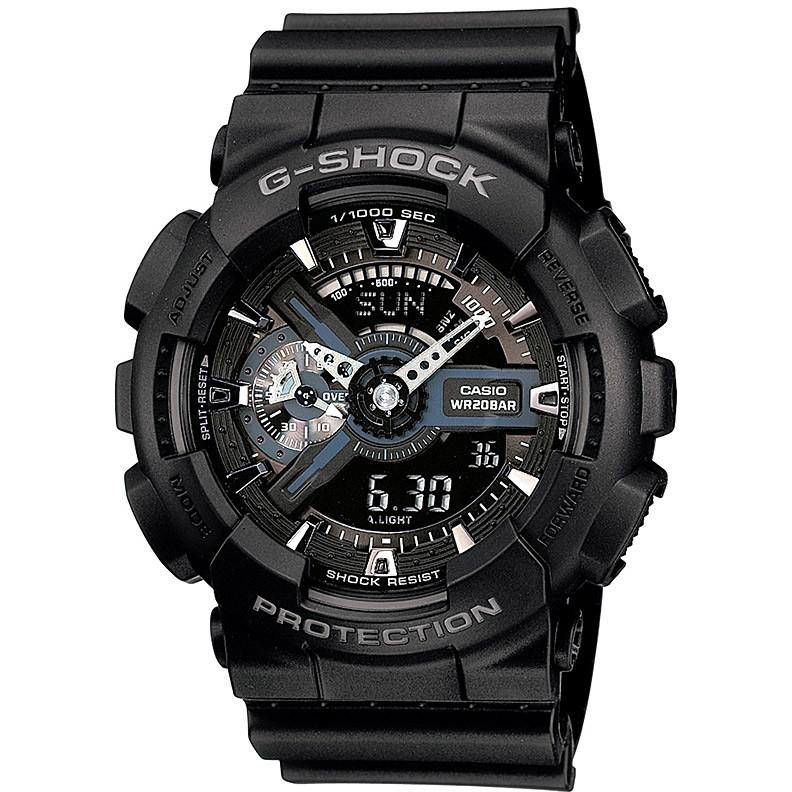 Ceas barbatesc Casio G-Shock GA-110-1BER de mana original