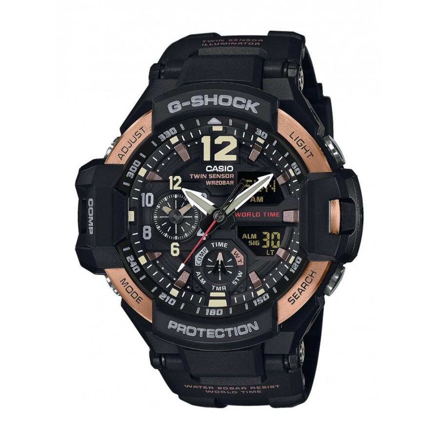 Ceas barbatesc Casio G-Shock GA-1100RG-1AER de mana original