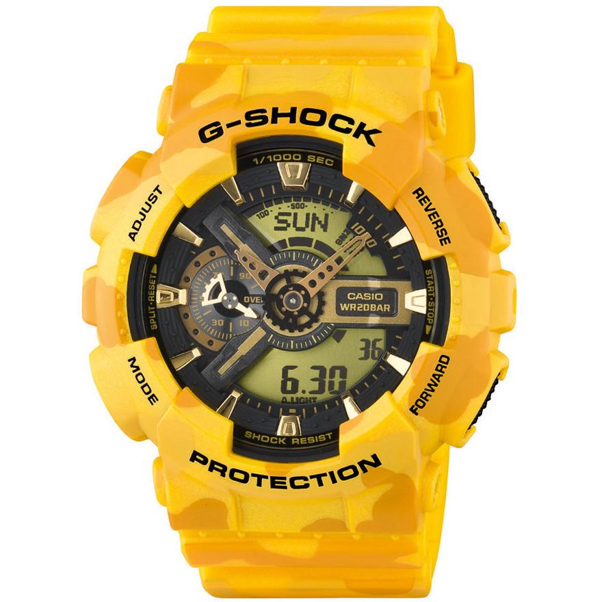 Ceas barbatesc Casio G-Shock GA-110CM-9AER de mana original