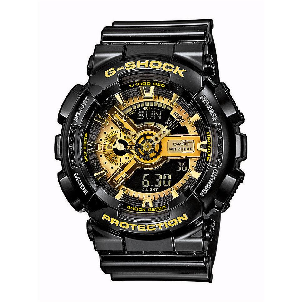 Ceas barbatesc Casio G-Shock GA-110GB-1AER de mana original
