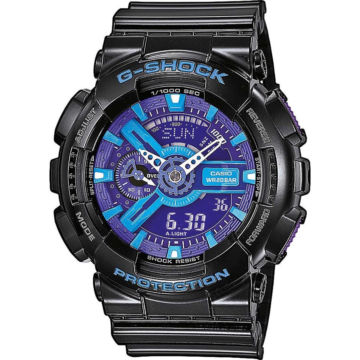 Ceas barbatesc Casio G-Shock GA-110HC-1AER de mana original
