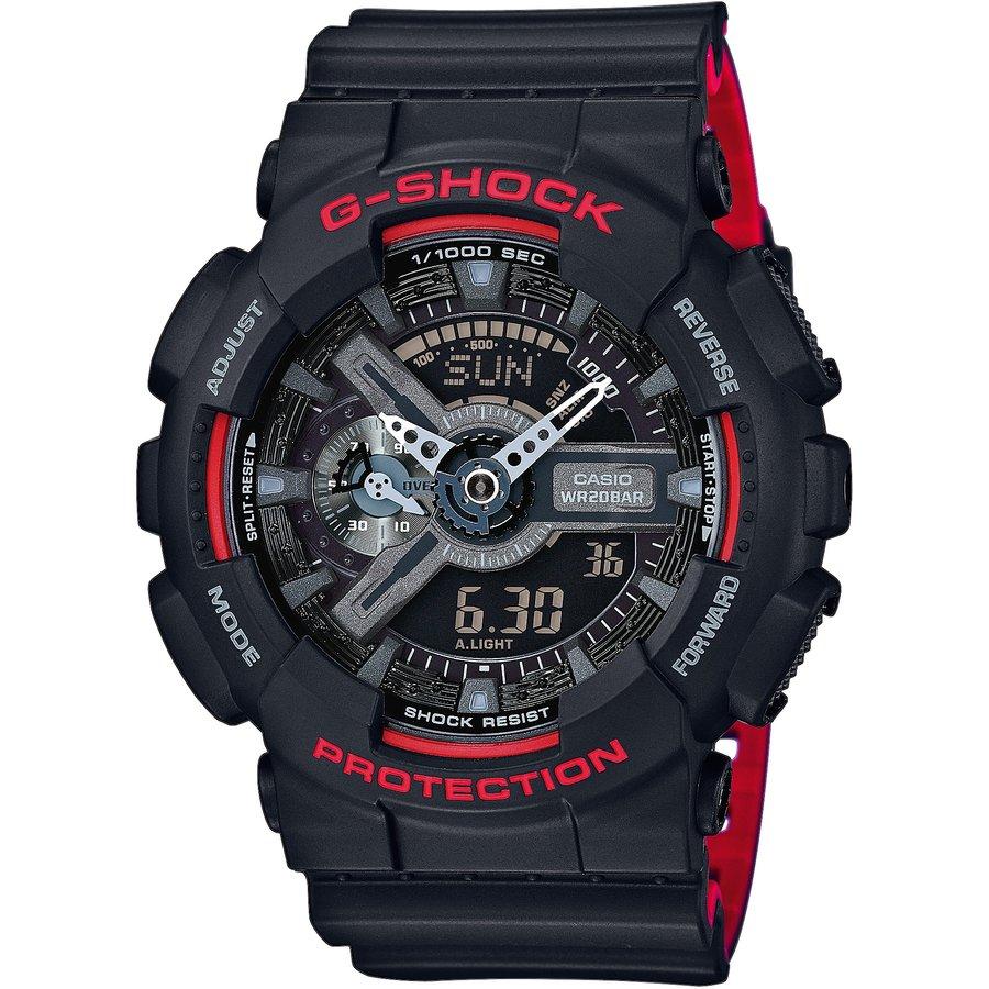 Ceas barbatesc Casio G-Shock GA-110HR-1AER de mana original