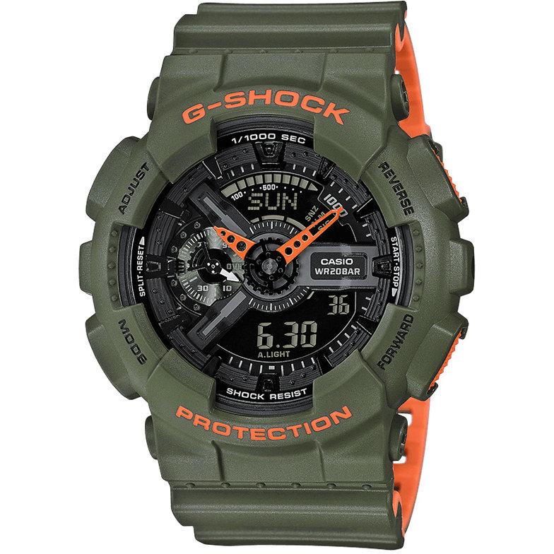 Ceas barbatesc Casio G-Shock GA-110LN-3AER de mana original