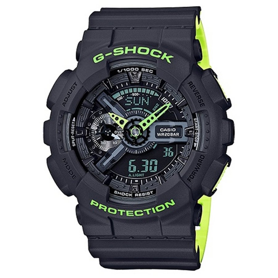 Ceas barbatesc Casio G-Shock GA-110LN-8AER de mana original