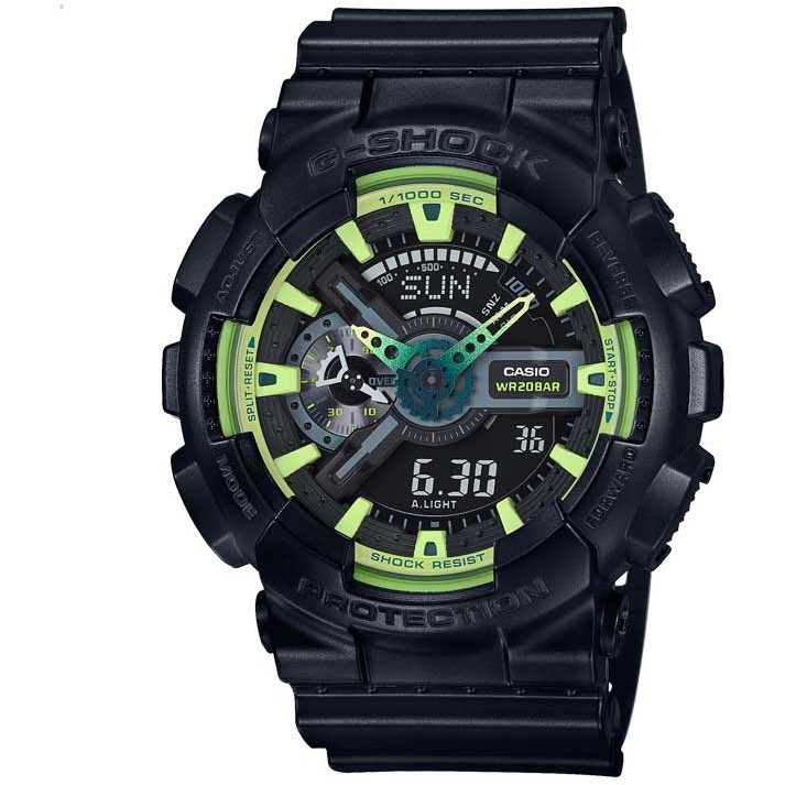Ceas barbatesc Casio G-Shock GA-110LY-1AER de mana original