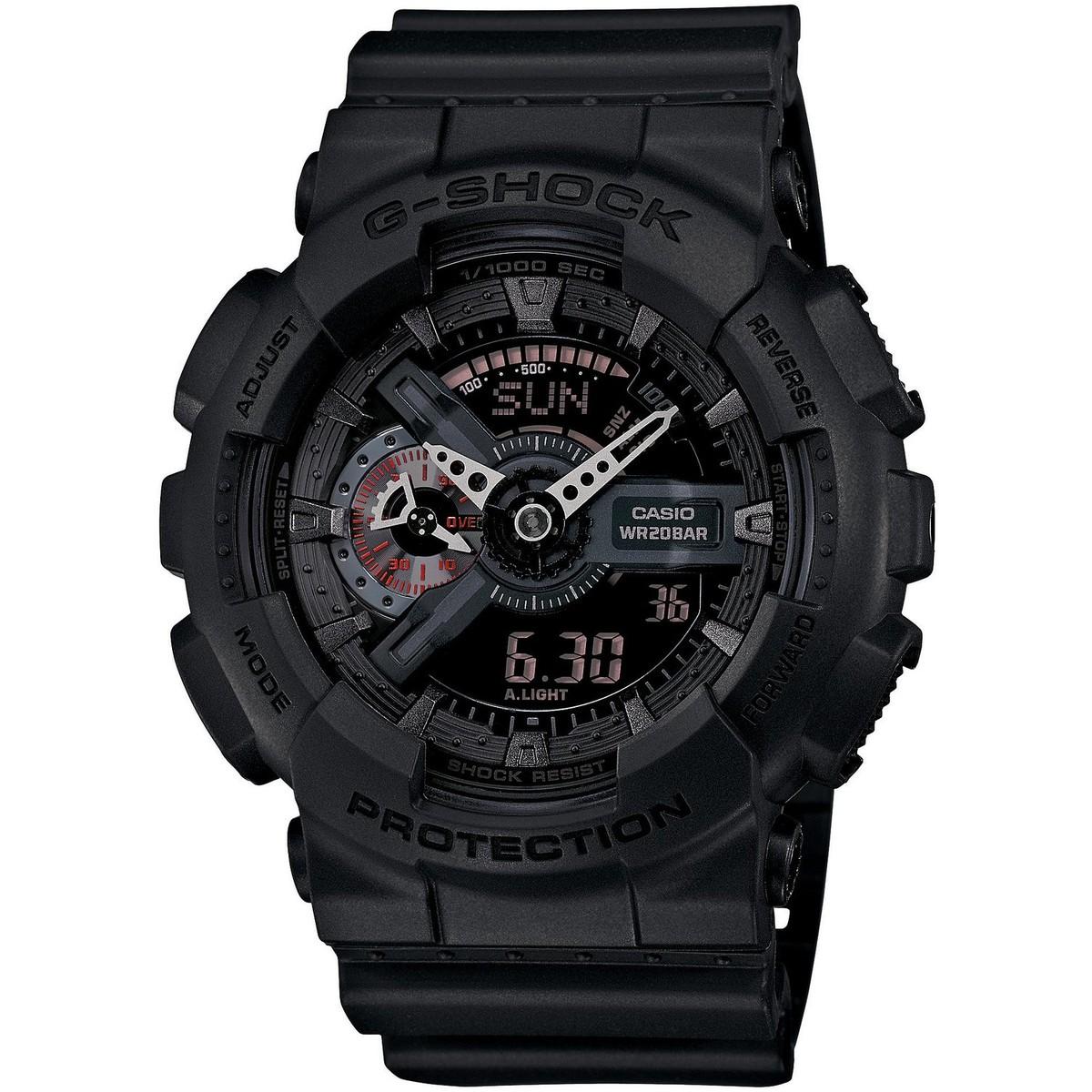Ceas barbatesc Casio G-Shock GA-110MB-1AER de mana original