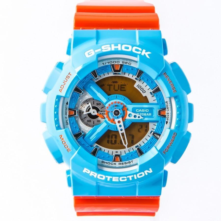 Ceas barbatesc Casio G-Shock GA-110NC-2AER de mana original