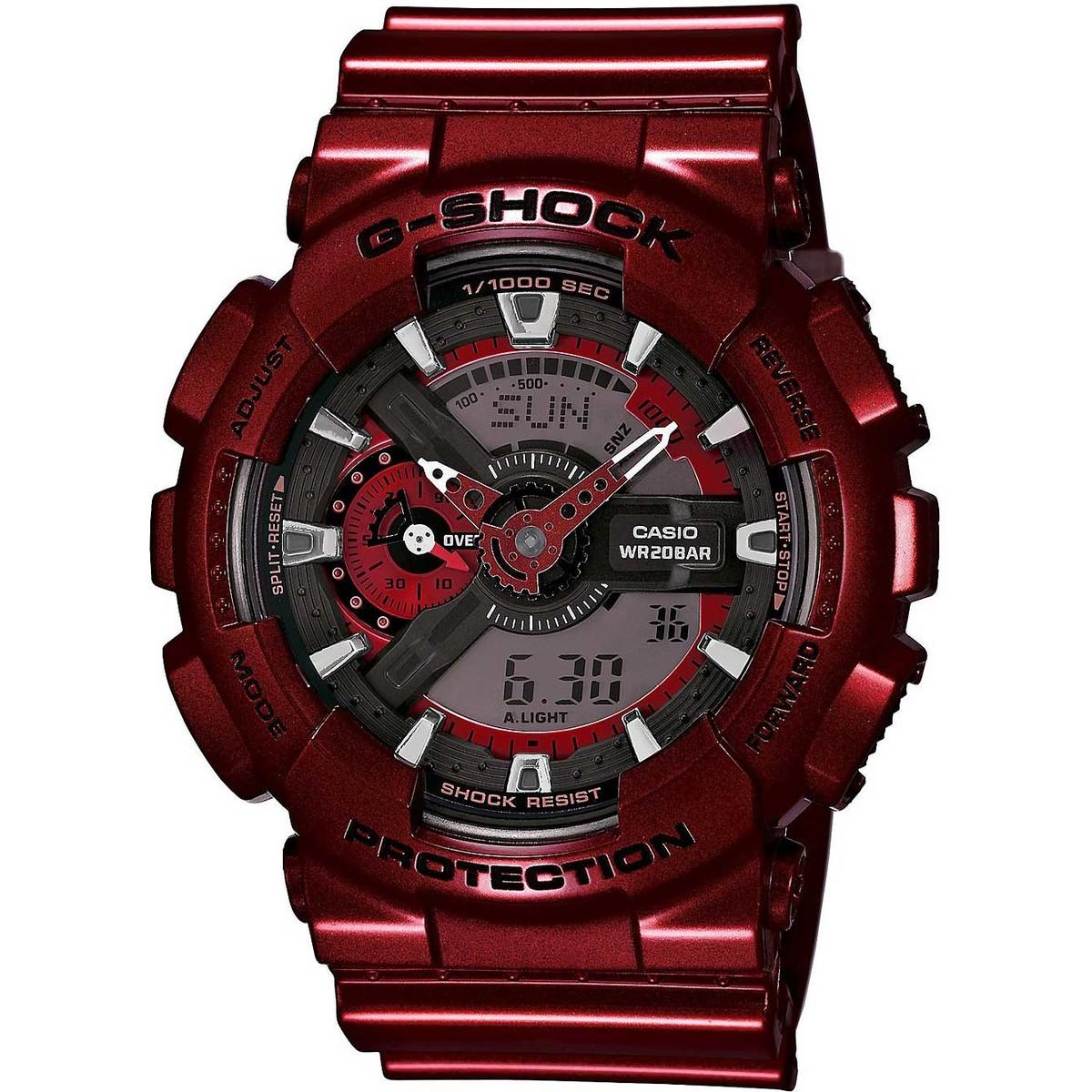 Ceas barbatesc Casio G-Shock GA-110NM-4AER de mana original