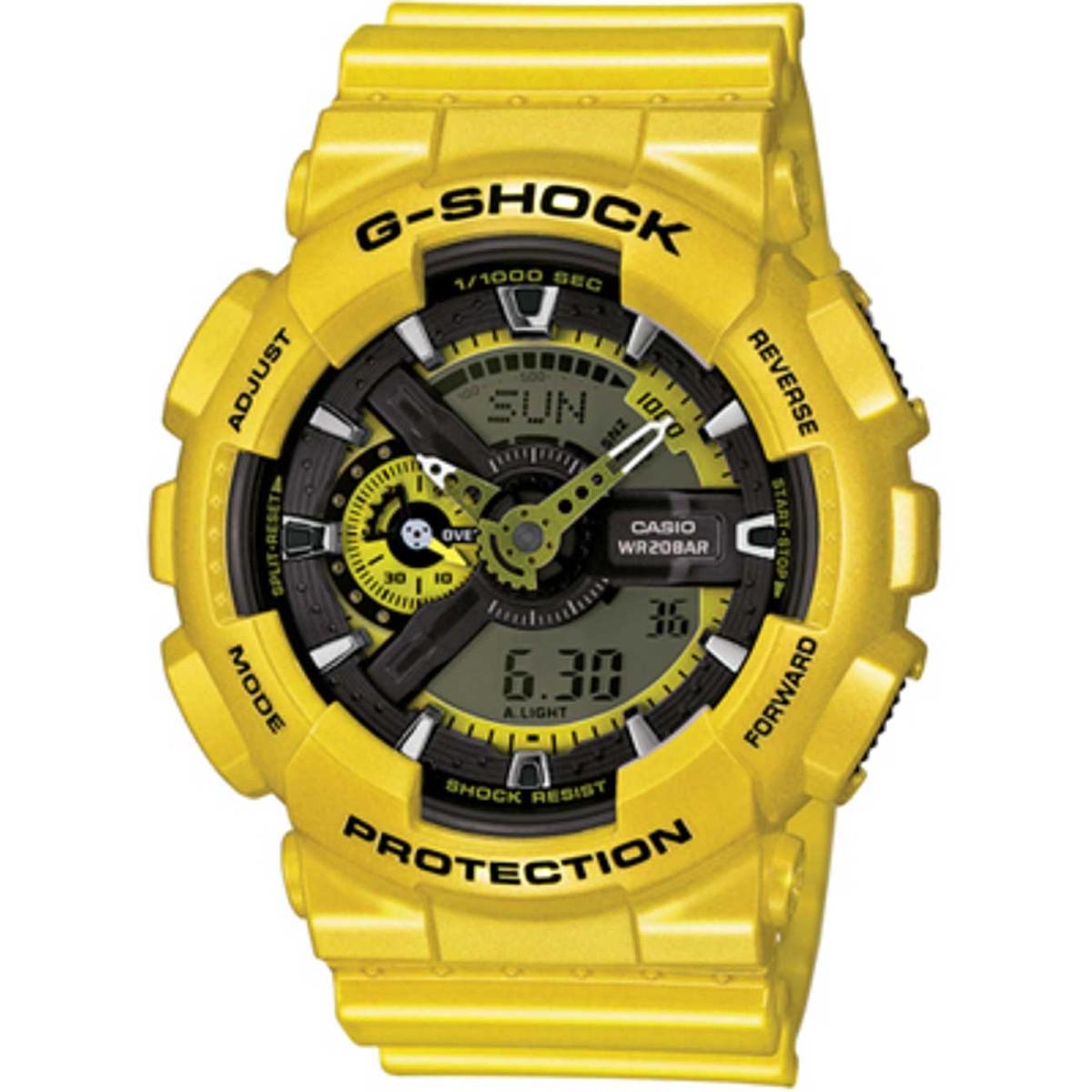 Ceas barbatesc Casio G-Shock GA-110NM-9AER de mana original