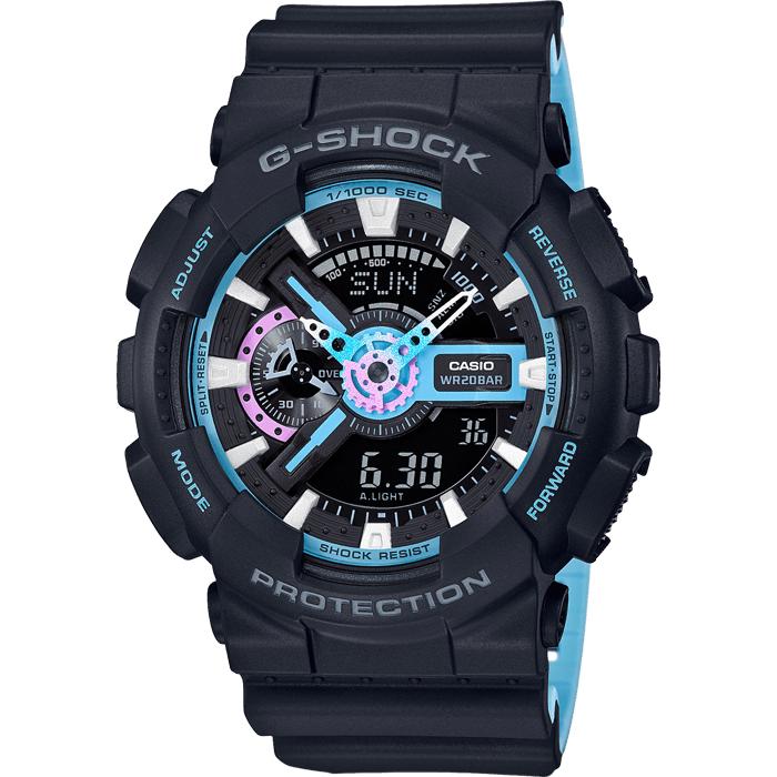 Ceas barbatesc Casio G-Shock GA-110PC-1AER de mana original