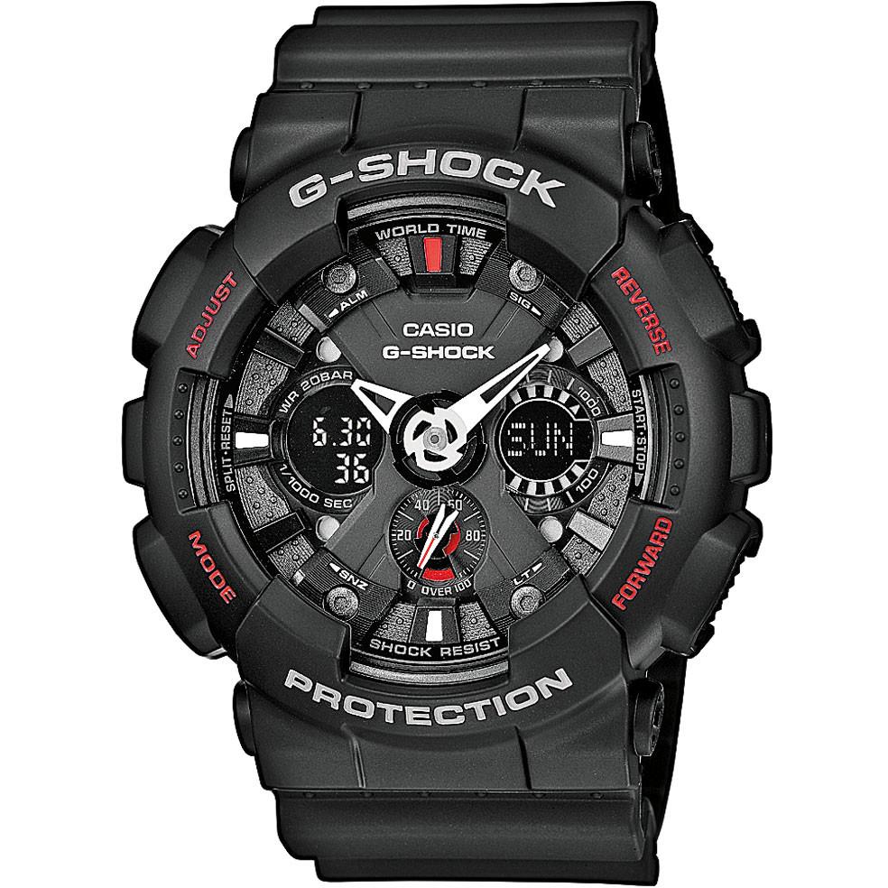 Ceas barbatesc Casio G-Shock GA-120-1AER de mana original