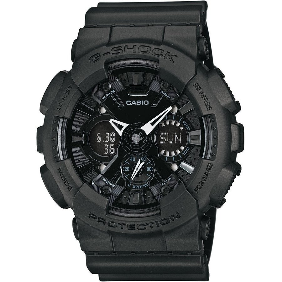 Ceas barbatesc Casio G-Shock GA-120BB-1AER de mana original