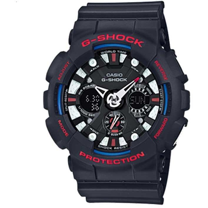 Ceas barbatesc Casio G-Shock GA-120TR-1AER de mana original