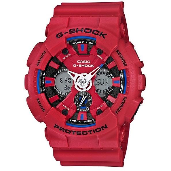 Ceas barbatesc Casio G-Shock GA-120TR-4AER de mana original