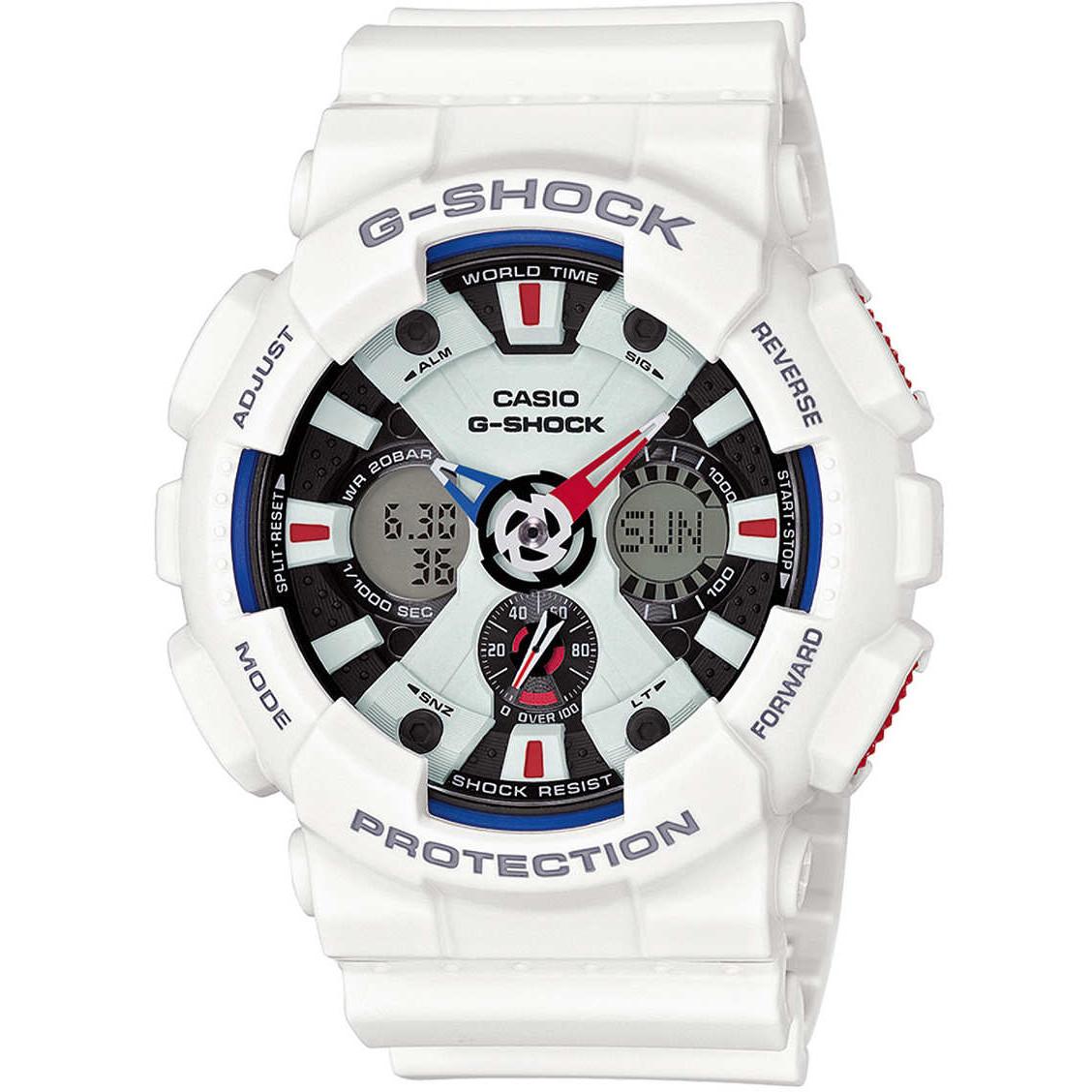 Ceas barbatesc Casio G-Shock GA-120TR-7AER de mana original