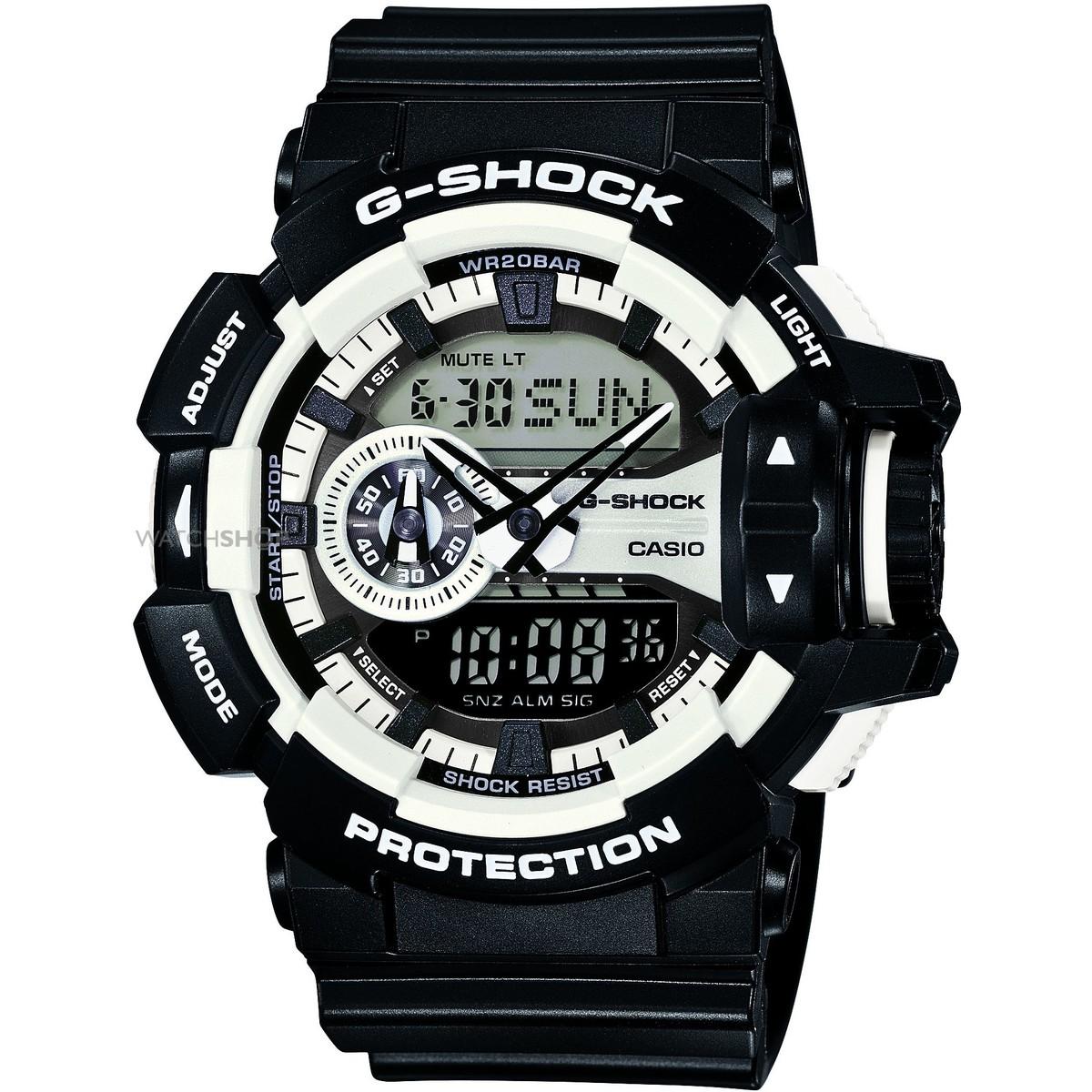 Ceas barbatesc Casio G-Shock GA-400-1AER de mana original