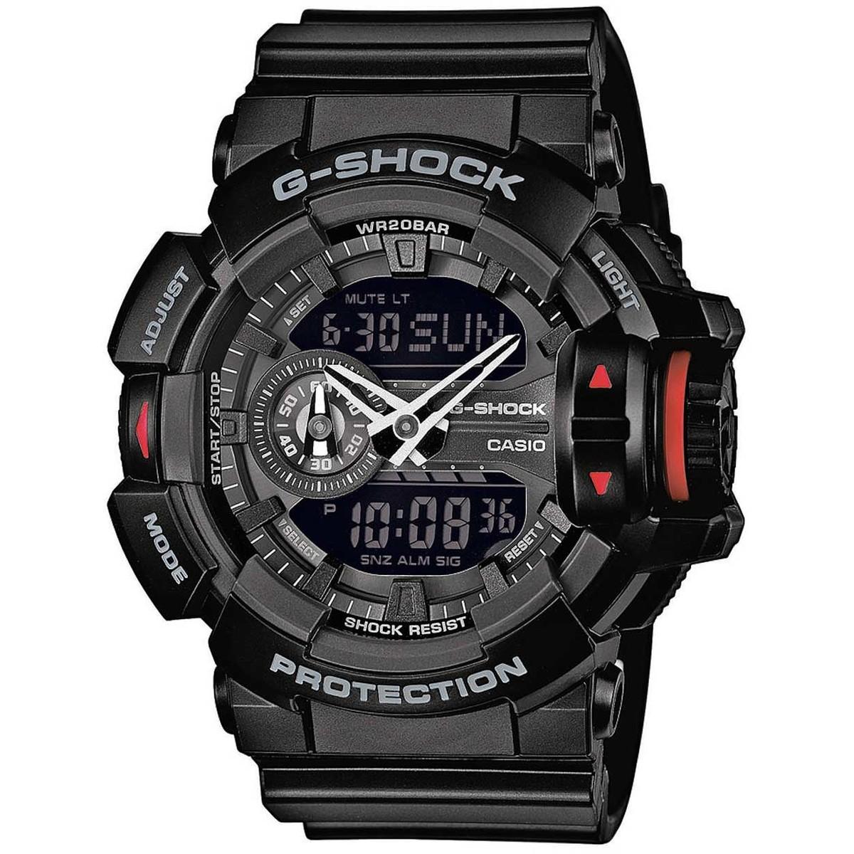 Ceas barbatesc Casio G-Shock GA-400-1BER de mana original