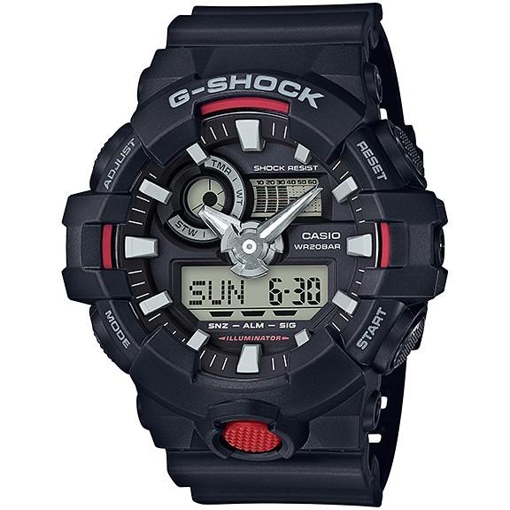 Ceas barbatesc Casio G-Shock GA-700-1AER de mana original