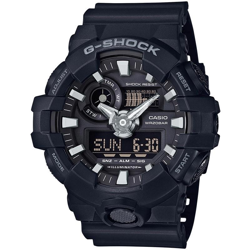 Ceas barbatesc Casio G-Shock GA-700-1BER de mana original