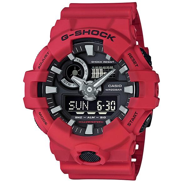 Ceas barbatesc Casio G-Shock GA-700-4AER de mana original